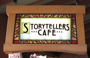 Storytellers Cafe Grand Californian Review