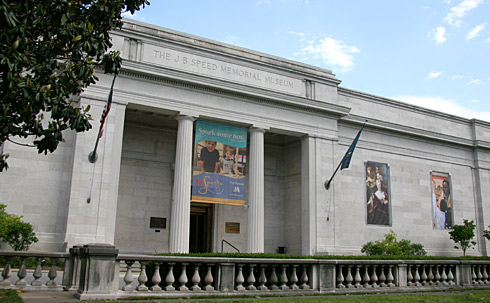 Speed Art Museum, Louisville, Kentucky