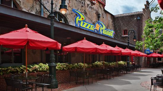 Pizza Planet Hollywood Studios