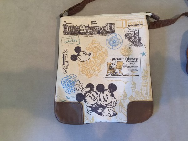 Mickey and Minnie purse
