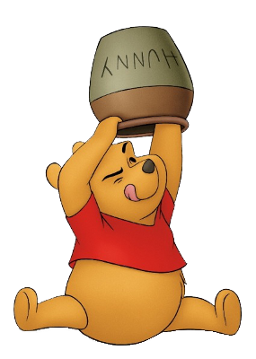 Winnie the Pooh of Disney fame