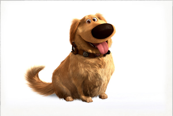 Dug from the Disney movie UP