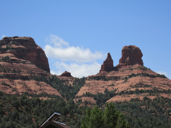 Sedona arizona monoliths
