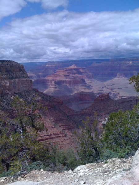 Grand Canyon arizona vista