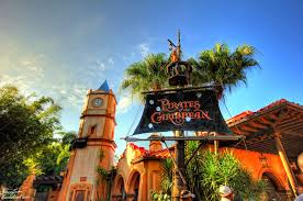 Pirates of the Caribbean WDW