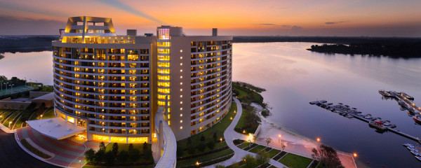 bay lake tower disney world