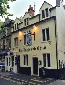 """The Eagle and Child Pub"""