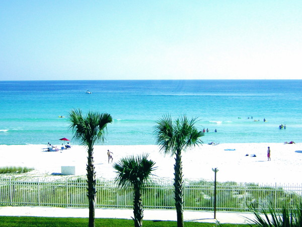 """Destin Beach View"""