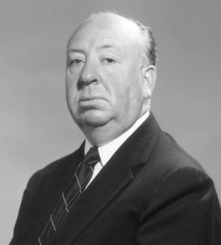 """""""Alfred Hitchcock"""""""