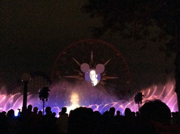"""World of Color Walt Disney"""
