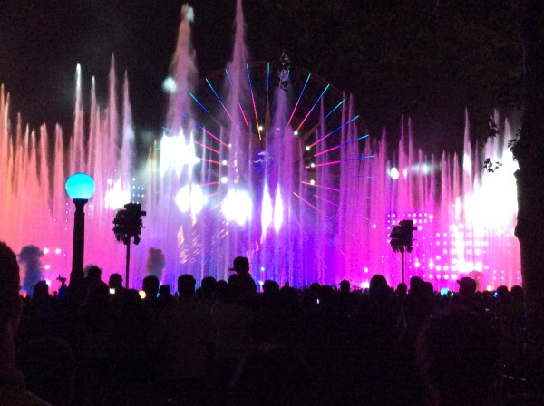 """World of Color"""
