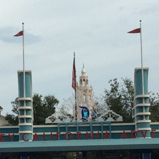 """Disney's California Adventure"""