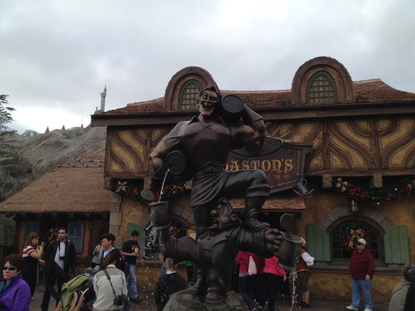 """Gaston's Tavern in Magic Kingdom"""