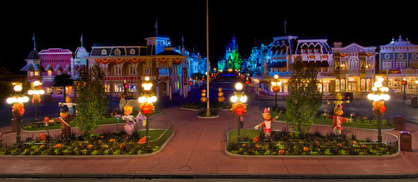 """Main Street U.S.A top 10 places at magic kingdom."""