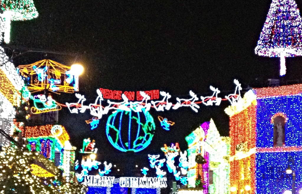 Tribute to the Osborne Family Spectacle of Dancing Lights