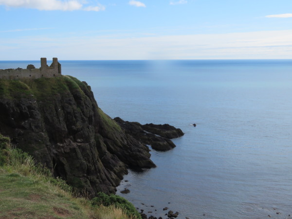 Dunnotar Castle in Scotland
