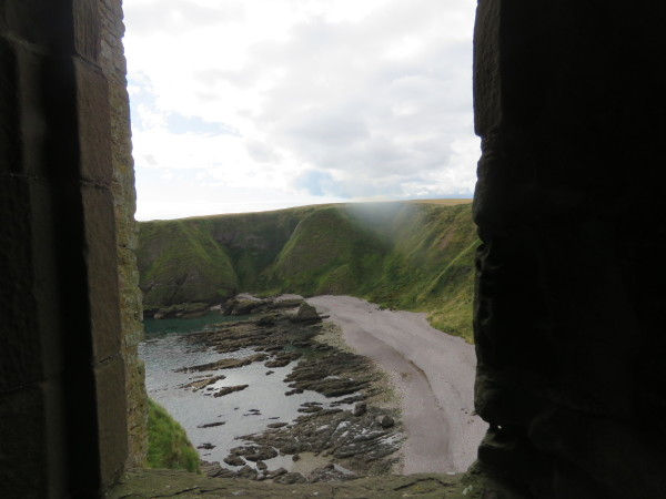 """Dunnottar Castle View"""
