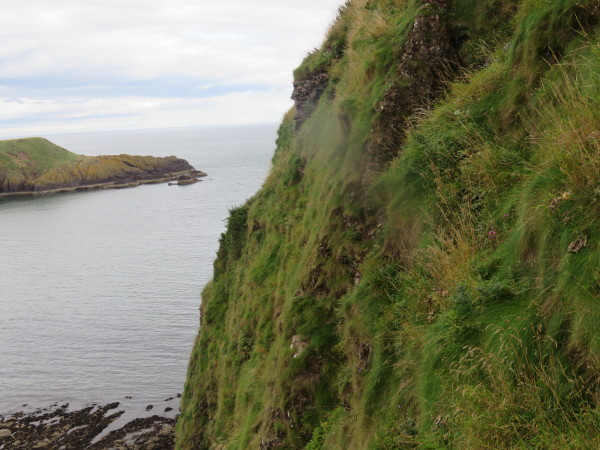"""Dunnottar Cliffs"""