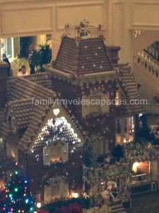 Gingerbread House Grand Floridian