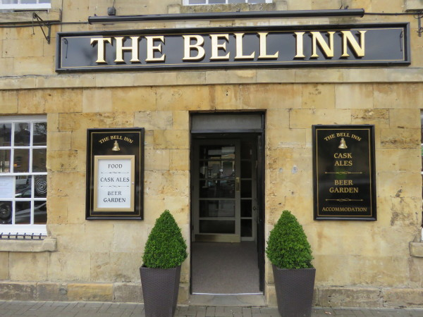 """The Belle Inn"""