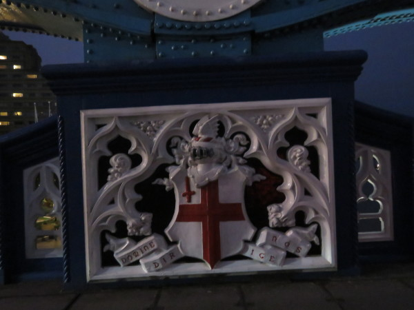 """Tower Bridge Detail"""