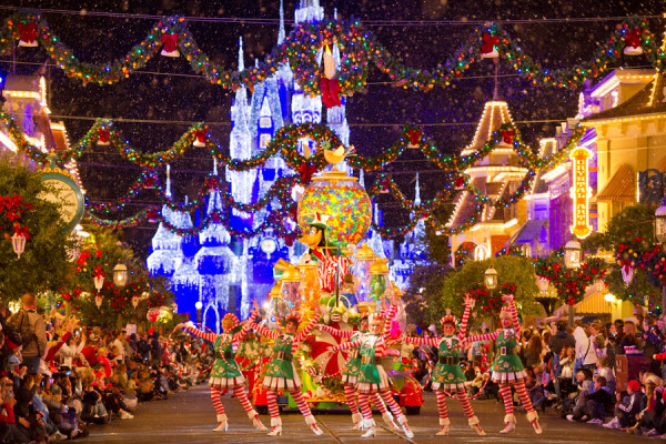 """Mickeys Very Merry Christmas Party"""