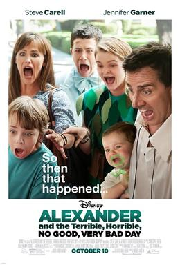 """""""Alexander and the Terrible"""""""