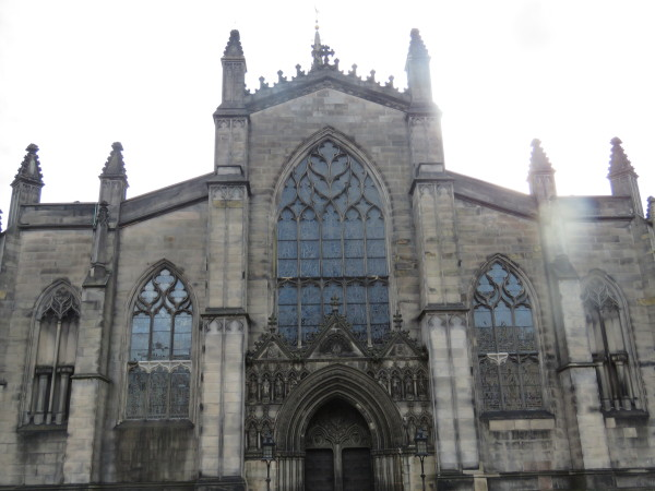"""St. Giles' Cathedral"""