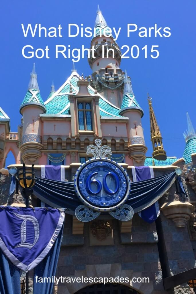 What Disney Parks Got Right in 2015