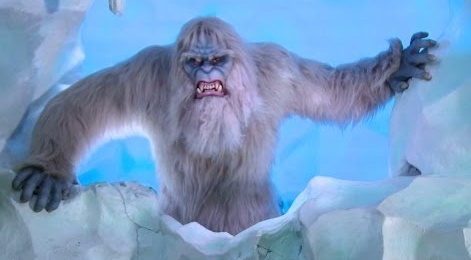 The Abominable Snowman, Harold.