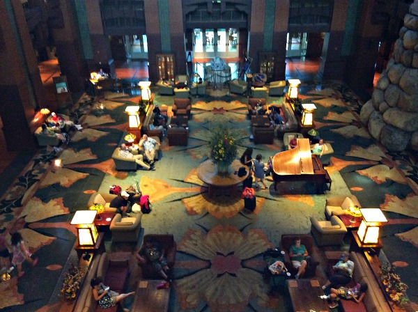 Grand Californian Hotel review