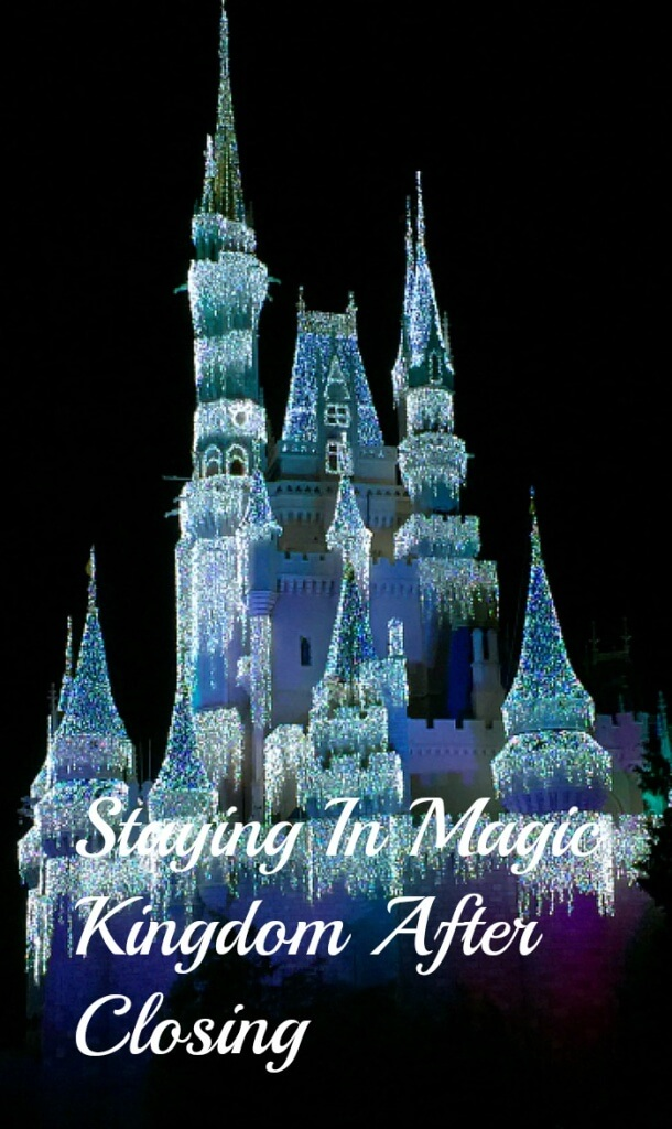 Staying in Magic Kingdom After Closing
