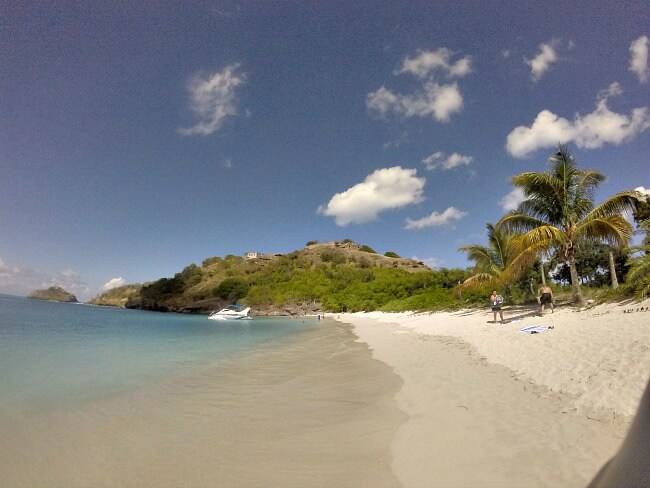Antigua Snorkel and Beach