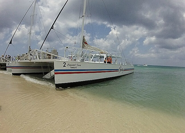 Fury Sail Snorkel and Beach Cozumel Review