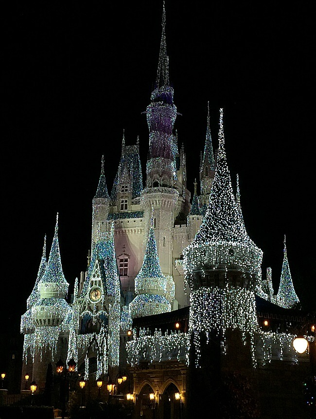 Many Faces of Cinderella Castle
