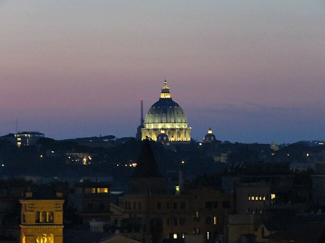 Rome at Night Tour