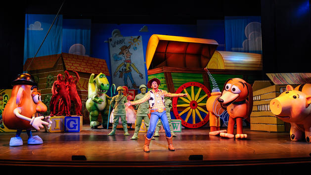 Ranking the Disney Cruise Line Shows