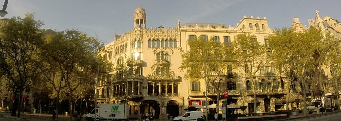 Hotel Catalonia Square Barcelona Review