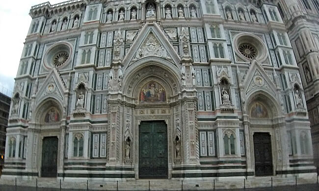 Exploring Florence Italy