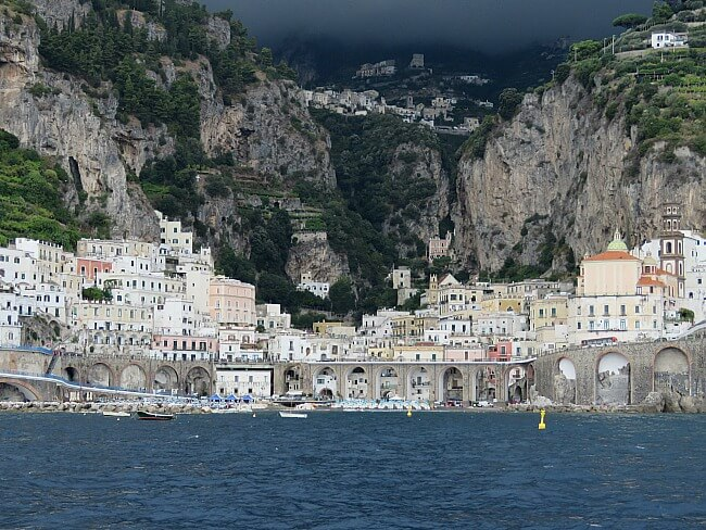 Beautiful Amalfi, Italy