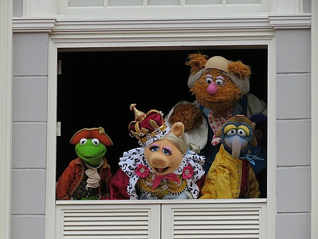 Muppets present great moments