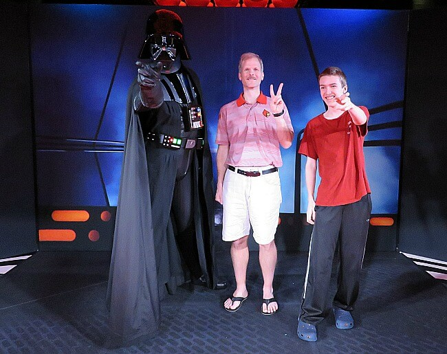 Disney Star Wars Day at Sea