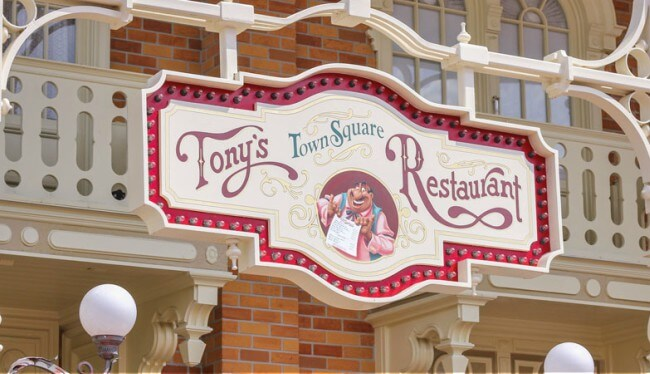 Tony's Town Square Restaurant