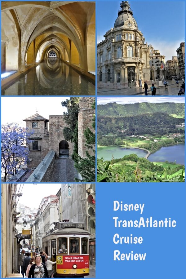 Disney TransAtlantic Cruise Review