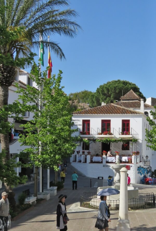 Mijas, Spain: Jewel of Andalusia