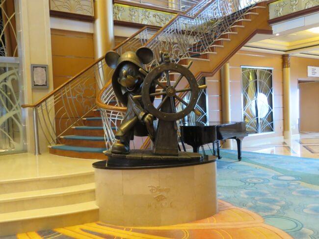 Disney TransAtlantic Cruise