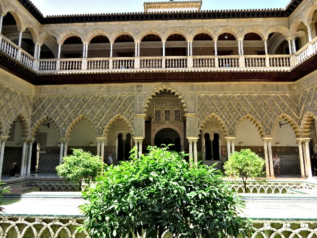 Real Alcazar: Spanish Royalty, Mudejar Architecture, Lush Gardens