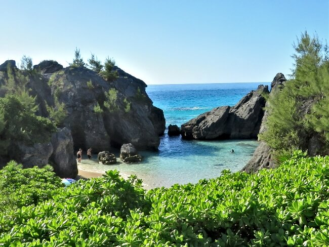 Beautiful Beaches of Bermuda #travel #Bermuda #beach #beaches