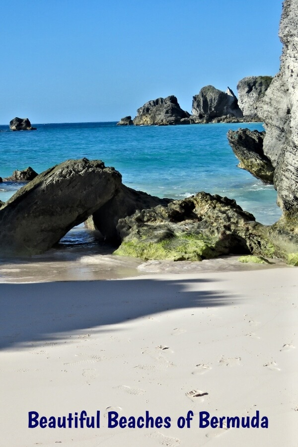 The beautiful beaches of Bermuda #travel #Bermuda #beaches #beach #cruise