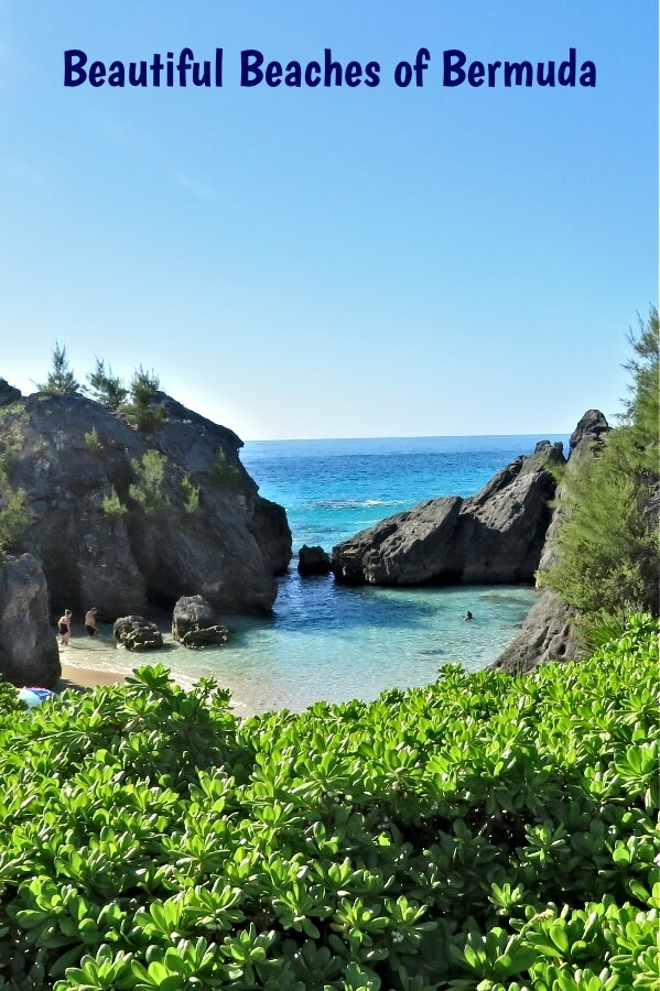 Beautiful Beaches of Bermuda #travel #Bermuda #beaches #beach #cruise